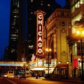 Chicago, la casa del house