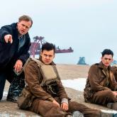 Christopher Nolan dirigiendo 'Dunkirk'.