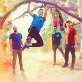 Coldplay. Foto tomada de Paradigm Talent Agency.