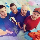 Coldplay está conformado por Chris Martin, Guy Berryman, Jon Buckland y Will Champion.