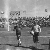 Marcos Coll y Efraín 'El Caimán' Sánchez. Foto: Archivo El Espectador.