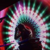 Dani Boom, DJ presente en Todos por México 2.0. Foto de Juan David Poveda, tomada del Facebook oficial.