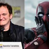 Quentin Tarantino y Wade Wilson en Deadpool