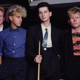 Depeche Mode, 1981. Foto tomada de Pinterest.