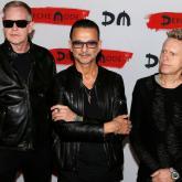 Depeche Mode son Dave Gahan, Martin Gore y Andrew Fletcher. Foto tomada de Evening Standard.