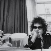 Bob Dylan, Nobel de Literatura 2016. Foto tomada de Pinterest.