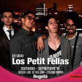 """""""Sentimos que vamos a tocar en nuestra casa"""" Nicolás de Los Petit Fellas"""