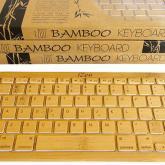 iZen el teclado de Bambú más ecológico del mercado