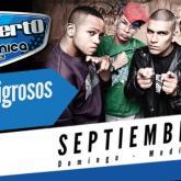 Crew Peligrosos - Concierto Radiónica 2012
