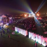 Festiva Estéreo Picnic 2017. Foto tomada del Facebook del festival.