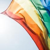 Bandera LGBTIQ.