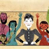 """Karen O escribe canción para el """"doodle"""" de Google en honor a Nellie Bly"""