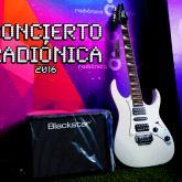 El Concierto Radiónica 2016 entregará 3 guitarras a 3 de ustedes