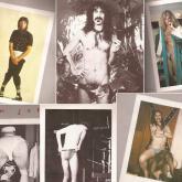 Un libro con rockstars en ropa interior