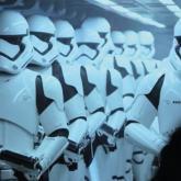 """Star Wars: The Force Awakens"", detrás de cámaras"
