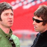 Liam y Noel Gallagher.