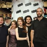 Casting de Game Of Thrones. Foto tomada del Huffington Post.