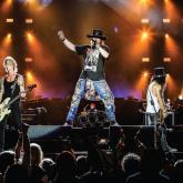 Guns N' Roses. Foto tomada de chicagomusicguide.com