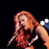 James Hetfield, actual líder de Metallica.