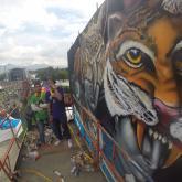 Hip Hop Al Parque - Foto: Mariel Bejarano