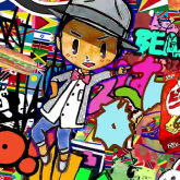 Pharrell Williams en Manga