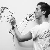 """""""El humor es la mejor forma de criticar una sociedad como la nuestra"""": Jean Jullien"""