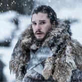 Kit Harington interpreta a Jon Snow en Game of Thrones.
