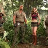 Jumanji 2 o Jumanji Welcome to the Jungle cuenta con las actuaciones de Dwayne Johnson 'The Rock' y Jack Black.