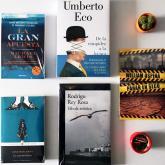 En vitrina: recomendaciones literarias (diciembre)