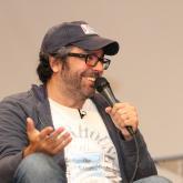 Hablando de libros con Liniers