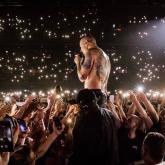 Fotos tomadas de Facebook: Linkin Park