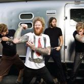 Mastodon está compuesta por Troy Sanders, Brent Hinds, Bill Kelliher y Brann Dailor.