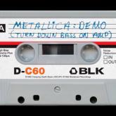 Los casetes también vuelven... Y que lo digan los de Metallica