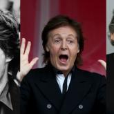Dylan, McCartney, Mick Jagger, The Who y Young aparecieron todos en el año 1985 para la serie Live Aid de conciertos benéficos, en Inglaterra y Estados Unidos