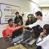 Ministro David Luna entregará a los bogotanos tres nuevos escenarios tecnológicos
