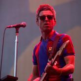 Noel Gallagher en Barcelona. Foto de Ross Stewart.