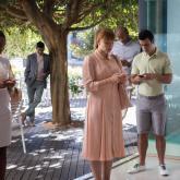 """""""Nosedive"""" es protagonizado por Bryce Dallas."""