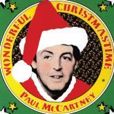 "Carátula de ""Wonderful Christmastime"" 1986."