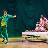 'Peter Pan' hecha por National Theatre Live.