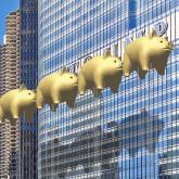 ¡Los 'cerdos' de Pink Floyd cobran vida!