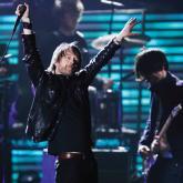 Radiohead. Foto tomada de Newsweek.
