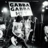 Ramones en CBGB 1977 Fotos: David Godlis