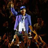 Daddy Yankee, cantante de reguetón. Foto tomada de mundosonico.com