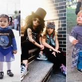 ¿Cómo disfrazar a sus niños para venir a Rockeritos con Doctor Krápula?