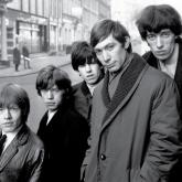 The Rolling Stones - 1964. Foto de Terry Disney.