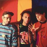Zeta Bosio (bajo), Charly Alberti (batería) y Gustavo Cerati (voz y guitarra) formaron el power trío más importante del rock en español.