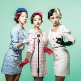 The Barberettes de Corea del Sur.