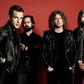 The Killers activos desde 2001.
