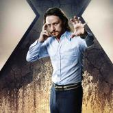 Así se rapó James McAvoy para X-Men Apocalipsis