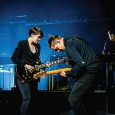 The XX iniciará en próximos días una gira europea y suramericana. Foto de Marcus Lin para Now/Live.